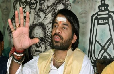 Tej Pratap Yadav likely to contest against father in law Chandrika Rai in Saran: Reports