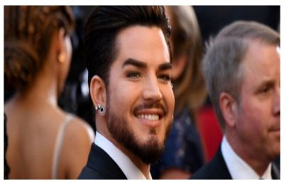 Adam Lambert makes relationship with model Javi Costa Polo OFFICIAL