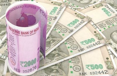 Rupee rises 15 paise to 69.15 against US dollar in early trade