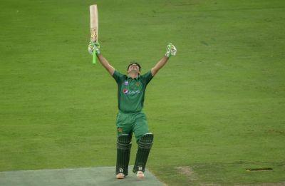 Abid Ali enters elite list with century on debut against Australia