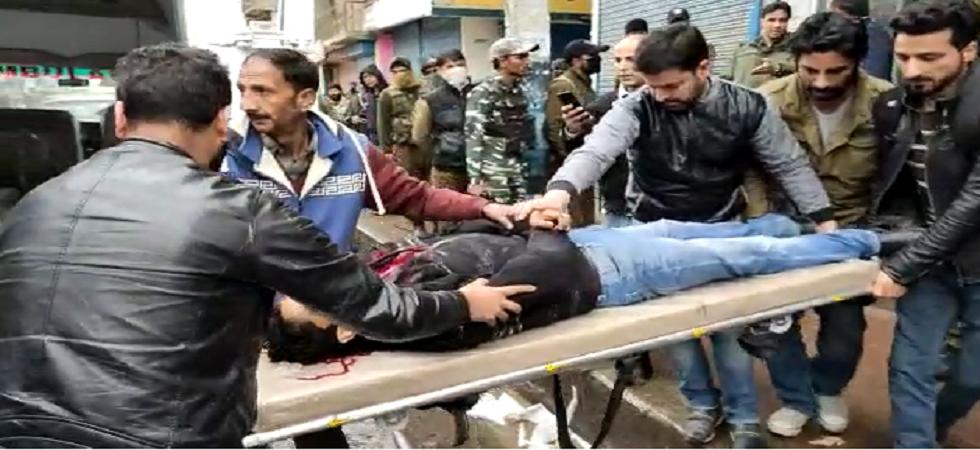 Civilian shot dead by terrorists at Main Chowk in Kashmir's Baramulla