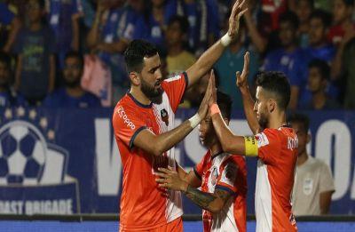 FC Goa beat India Arrows 3-0 to enter quarterfinals, Delhi Dynamos also through after walkover