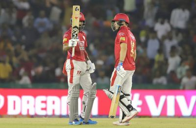 KL Rahul's superlative fifty helps Kings XI Punjab get back to winning ways