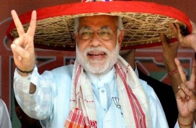 Congress always cheated people, but 'chowkidar' will fight against infiltration: Modi in Assam