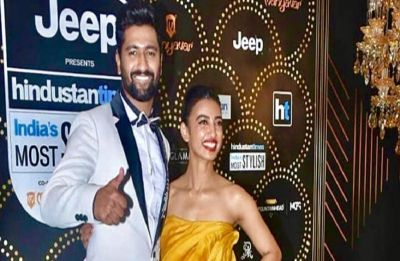 Radhika Apte and Vicky Kaushal promise to be the new 'IT' couple