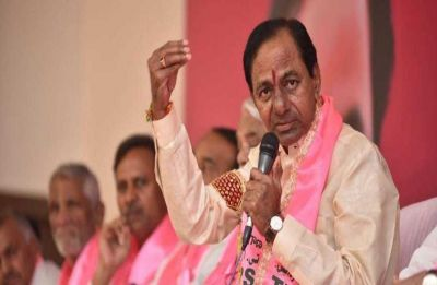 Coalition of regional parties would form government at Centre: KCR