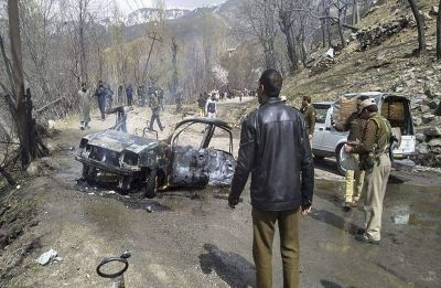 Suspected terror attack in Banihal: Letter found, driver claims to be associated with Hizbul