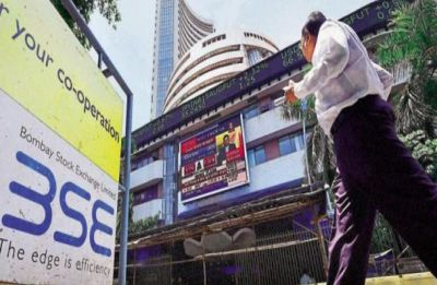 On Day 1 of new financial year, BSE Sensex hits record 39,000 mark