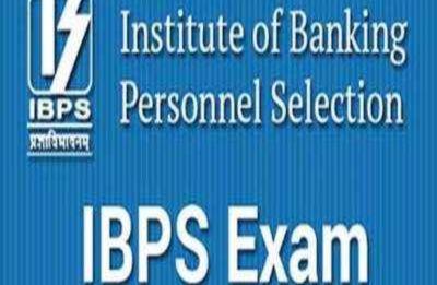 IBPS Clerk Final Result 2018 declared, click here for details