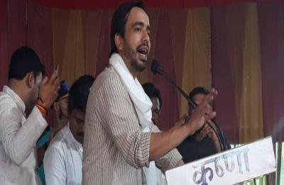 On BJP's milavat jab, RLD leader Jayant Chaudhary hits below belt: 'Bahut badi #@* party hai'