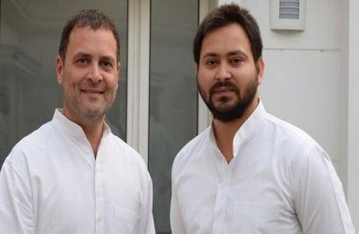 Congress' 'NYAY' will have far-reaching impact for people of Bihar: Tejashwi Yadav