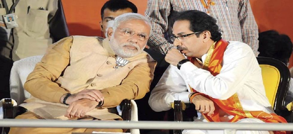Last year, Thackeray mouthed the Congress' oft-repeated jibe of