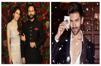 Saif Ali Khan to play Kartik Aaryan's dad in Sara Ali Khan's upcoming Love Aaj Kal sequel?