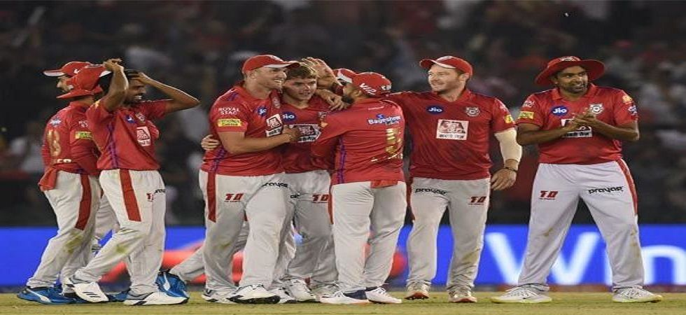 Sam Curran became the third Kings XI Punjab player after Yuvraj Singh and Axar Patel to take a hat-trick in the IPL. (Image credit: Twitter)
