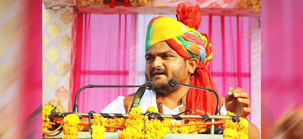 patidar leader Hardik Patel had started preparations to contest from Jamnagar on a Congress ticket after joining the party on March 12.