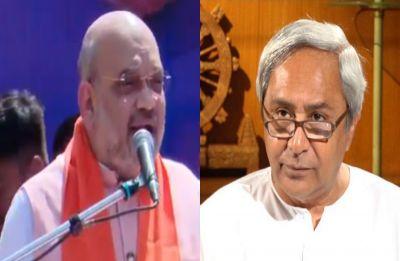Amit Shah takes a dig at Naveen Patnaik, asks Odisha not to elect English speaking-chief minister