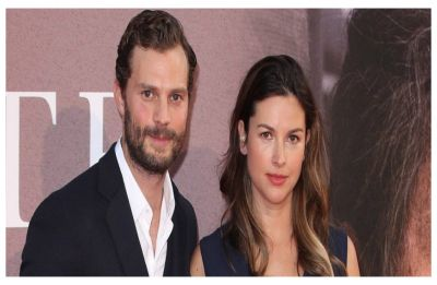 Jamie Dornan, Amelia Warner welcome third child together