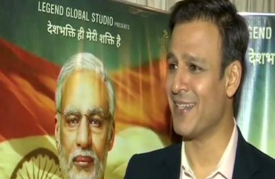 On Narendra Modi biopic, Vivek Oberoi's ULTIMATE zinger: Are some people scared of Chowkidar's 'danda'?