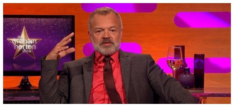 Graham Norton to return as host for BAFTA TV Awards (Photo: Instagram)