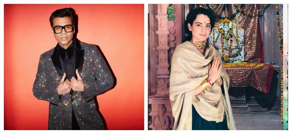Karan Johar might have just shaded Kangana Ranaut (Photo: Instagram)
