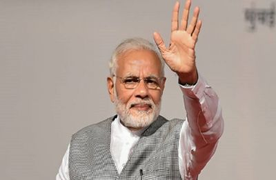 Last 5 years spent in rectifying mistakes committed by UPA regime: PM Modi