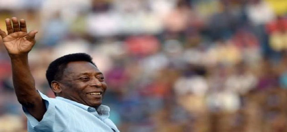 Pele undergoes treatment in Paris hospital
