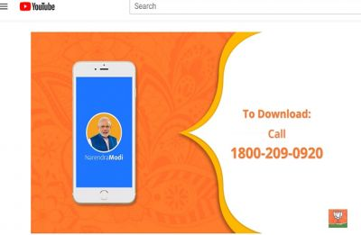 BJP takes lead in advertising on Google, YouTube with Rs 1.21 cr spend