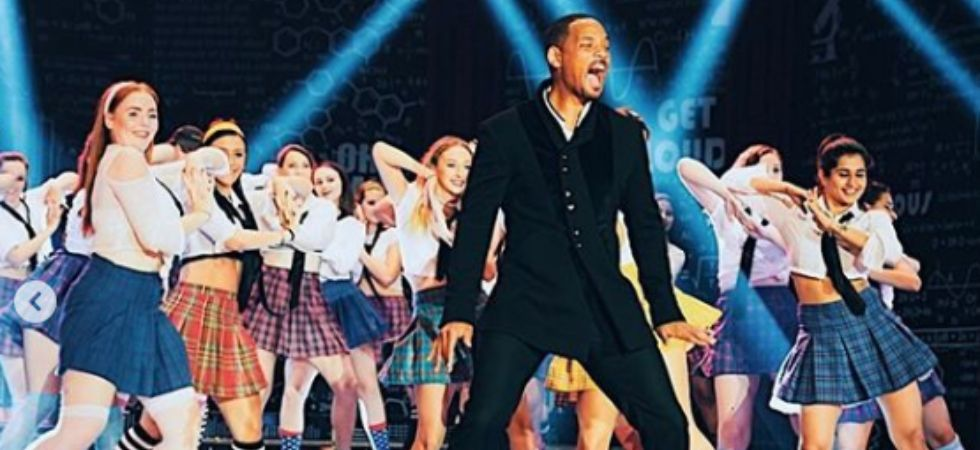 Will Smith dancing to 'Radha Teri Chunri' is your cure for Thursday