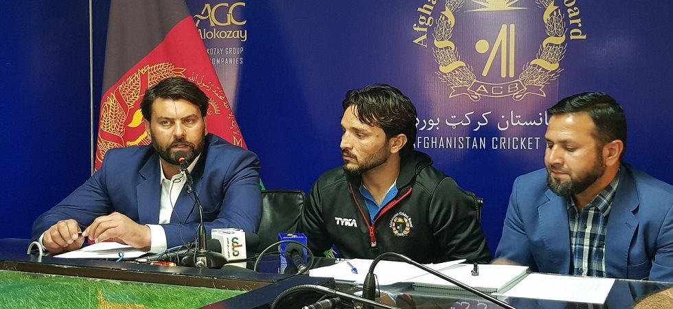 Asghar Afghan has been removed as Afghanistan captain just one and a half months before the ICC Cricket World Cup 2019 with Gulbadin Naib appointed as the skipper. (Image credit: Afghanistan Cricket Board Twitter)