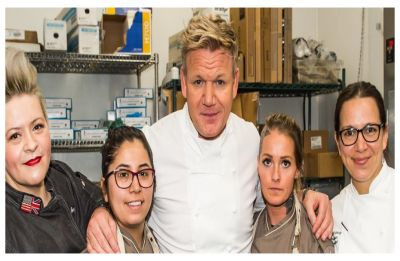 Gordon Ramsay and wife Tana welcome fifth child, baby Oscar