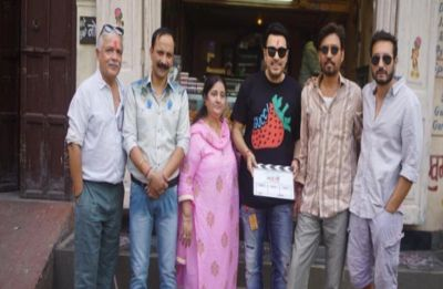 Irrfan Khan begins shooting for Hindi Medium sequel in Udaipur, see first PIC