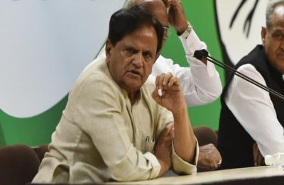 'Jumlas' raining this election season: Ahmed Patel on ED chargesheet in AgustaWestland case