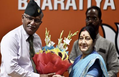Former Army Vice Chief Sarath Chand joins BJP, says PM Modi is the reason why he joins politics