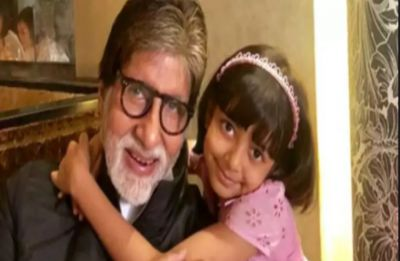 Amitabh Bachchan shares cute little details about his bonding with grand-daughter Aaradhya