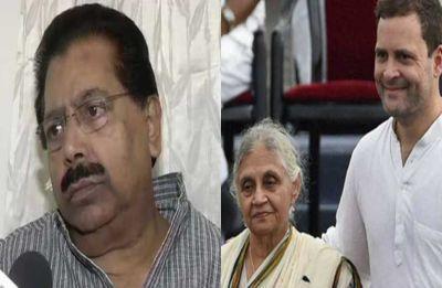 Congress-AAP alliance: Meeting among PC Chacko, Sheila Dikshit and Rahul Gandhi held