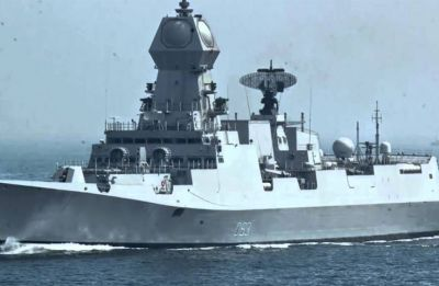 India Navy to take part in Chinese Navy's 70th anniversary celebrations