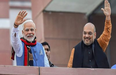 Modi, Shah lead BJP's list of star campaigners for Rajasthan