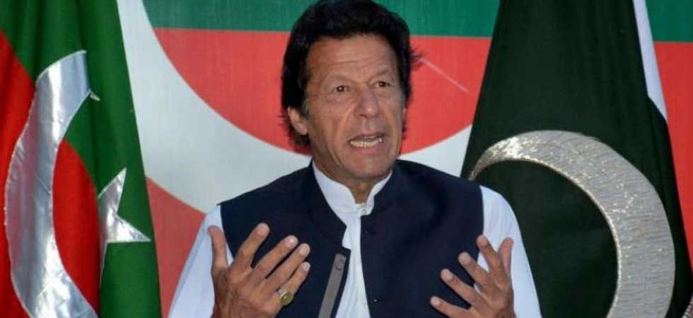 Fire at Pakistani Prime Minister Imran Khan's office in Islamabad