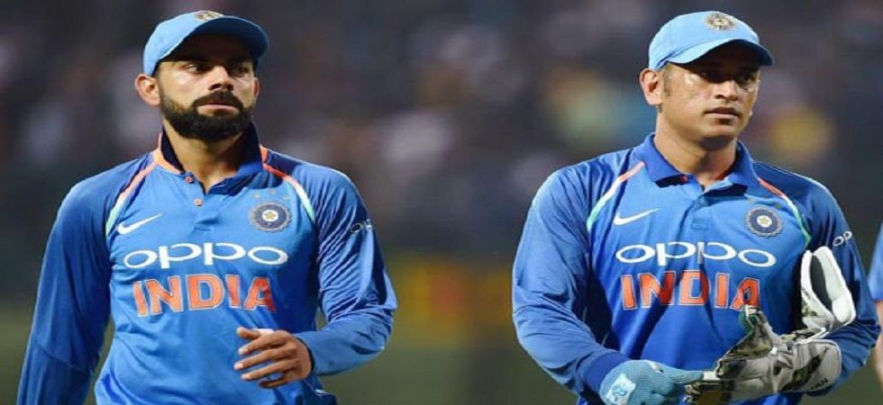 The Indian team for the ICC Cricket World Cup 2019 will be announced on April 15 in Mumbai. (Image credit: Twitter)