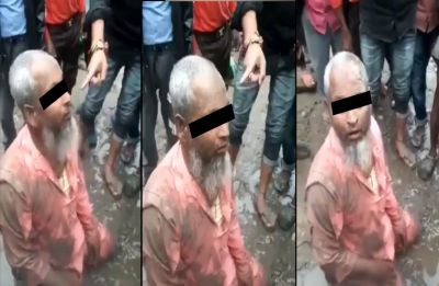 'Are you Bangladeshi?': Mob assaults Assam man for 'selling beef', forces him to eat pork, video goes viral