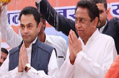 Madhya Pradesh CM Kamal Nath's son Nakul has assets worth over Rs 660 crore