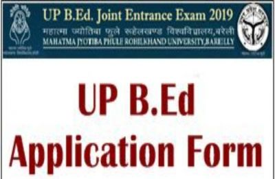UP B.Ed. JEE 2019 admit card releases at upbed2019.in