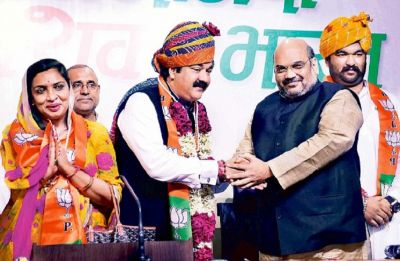 Karan Singh's son sparks controversy, says Congress, NC behind Maharaja Hari Singh's 'banishment'