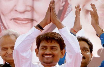 Alpesh Thakor, Congress MLA, quits party ahead of Lok Sabha Elections