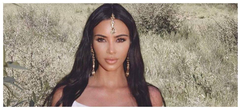 Kim Kardashian slammed for cultural appropriation (Photo: Instagram)