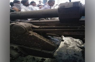 Death count rises to 2 in Kanpur Ordnance Factory explosion