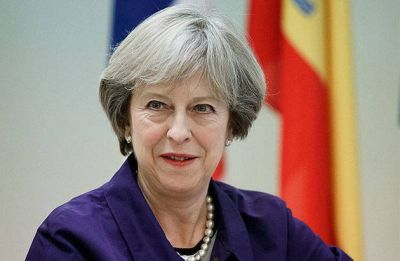 Theresa May 'deeply regrets' Jallianwala Bagh, calls it 'shameful scar on British Indian history'