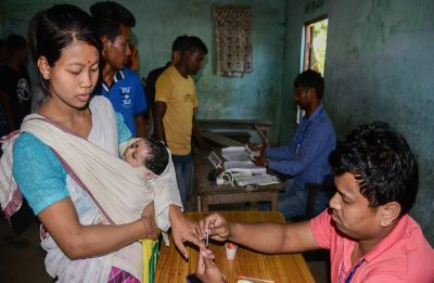 Assam records 68 per cent voter turnout in first phase of Lok Sabha polls