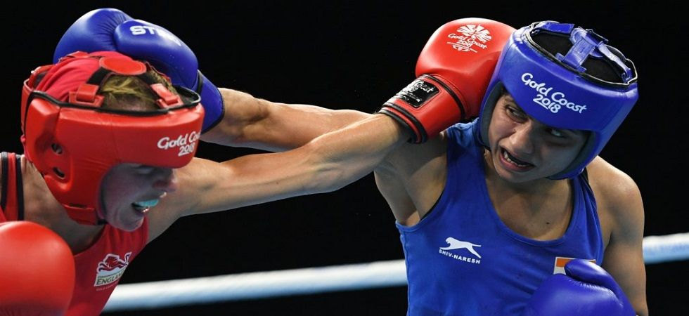 Meena Kumari Maisnam and Pwilao Basumatary assured India of medals as Pinki Rani entered the quarterfinal of the Cologne Boxing World Cup. (Image credit: Twitter)
