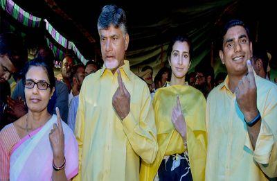 73% polling in Andhra Pradesh despite stone pelting, EVM damage; TDP, YSRC claim 3 deaths in violence